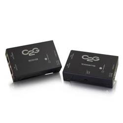 C2G 89044 AV extender AV transmitter & receiver