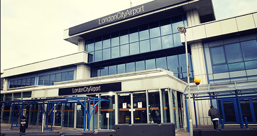 Case Study: London City Airport