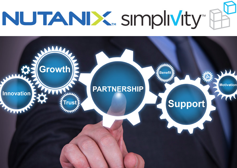 Mavin Simplivity Nutanix Partnerships