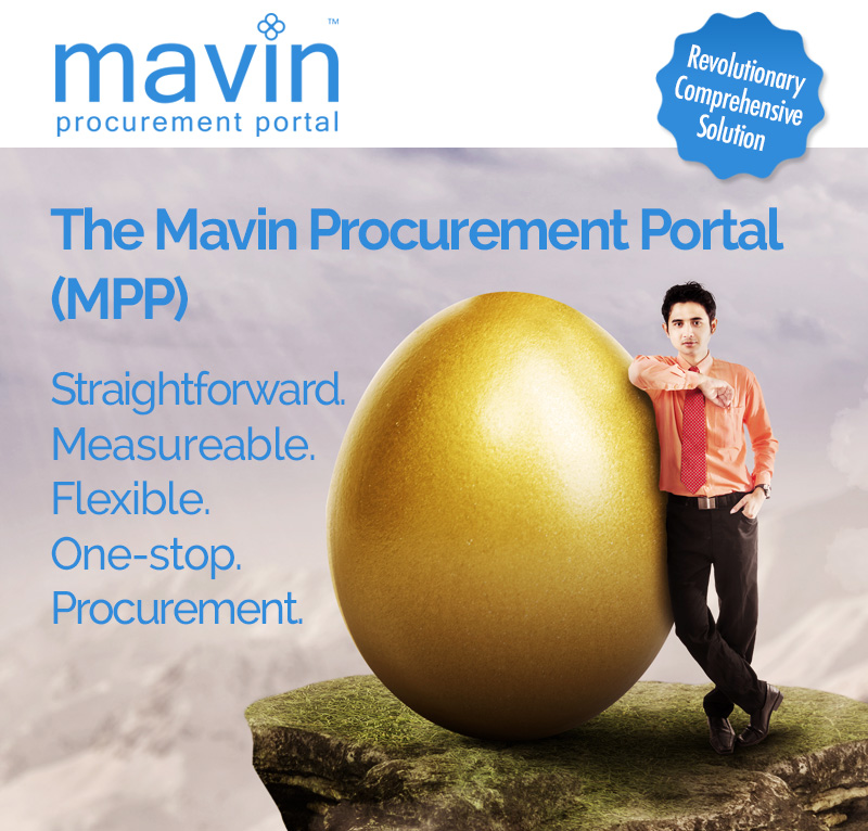 The Mavin Procurement Portal (MPP)