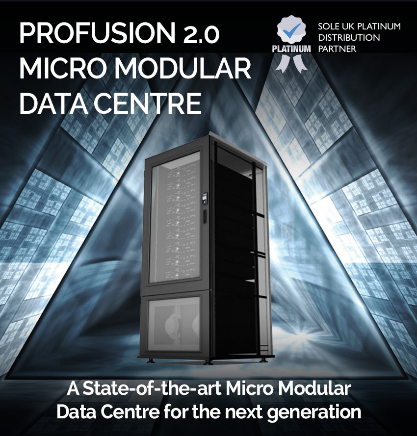The Profusion 2.0 Micro Modular Data Centre