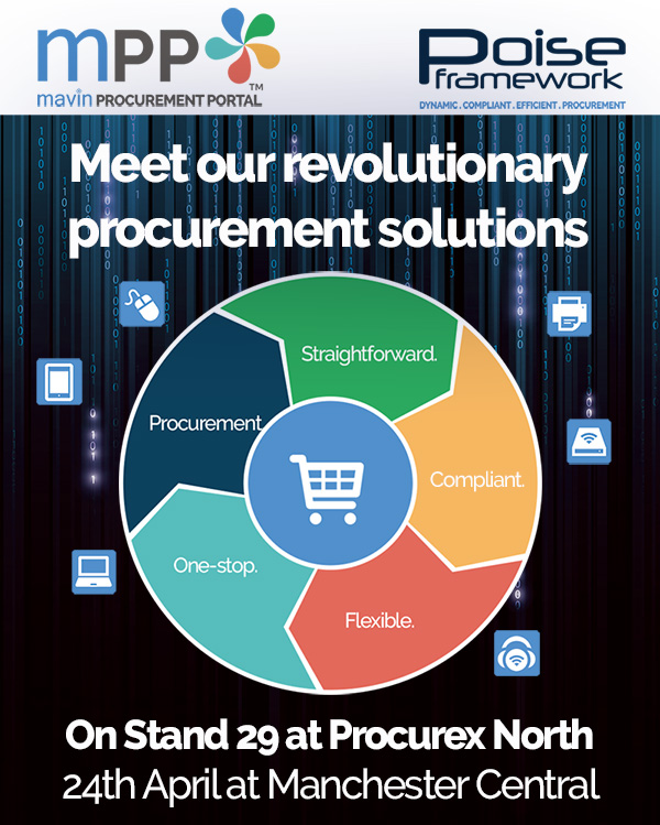 Meet The Mavin Procurement Portal (MPP) And The Poise Framework At Procurex North
