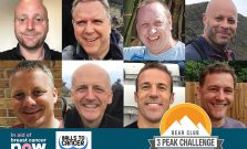 The Bear Club's 3 Peak Challenge
