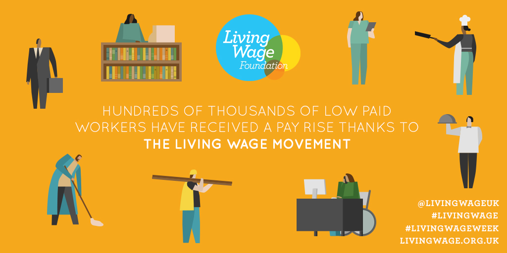Mavin Are A Living Wage Employer