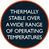 Thermally stable