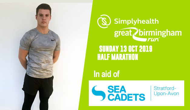Going The Extra Miles: Kieran's Run For The Sea Cadets