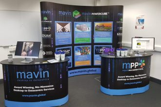 Mavin At The Healthcare Technology Conference, Salford University