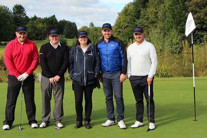 Team Mavin Golf
