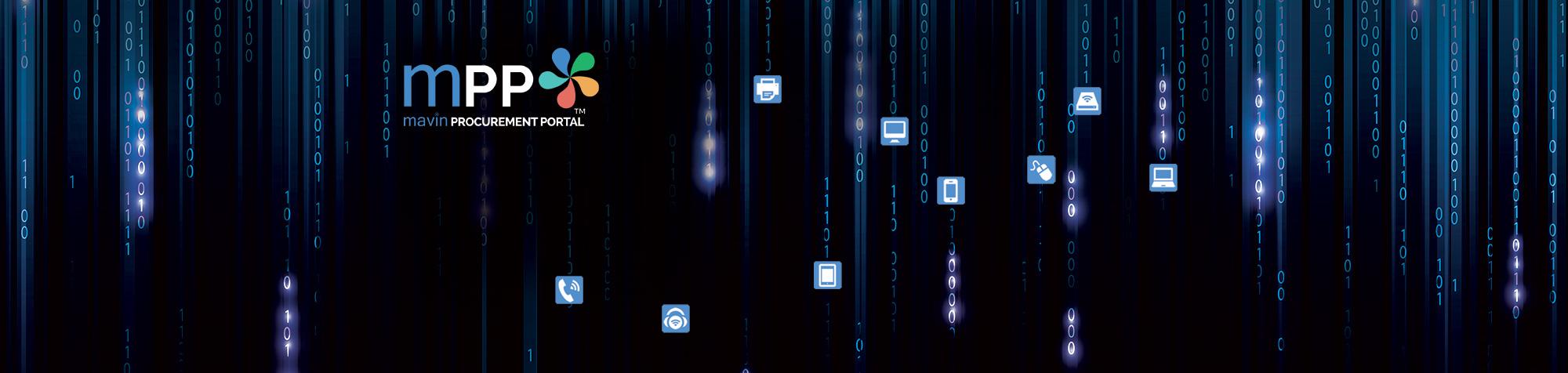 Mavin procurement Portal