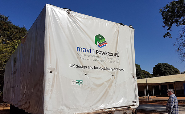 Mavin Powercube Installation - Africa2