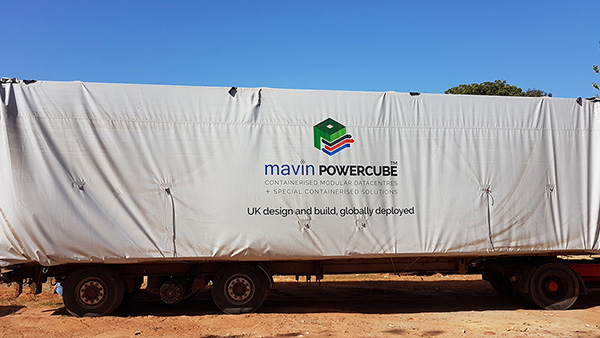 Mavin Powercube Installation - Africa1