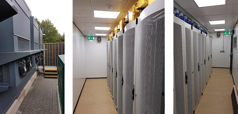 Brunel University DataCentre Project
