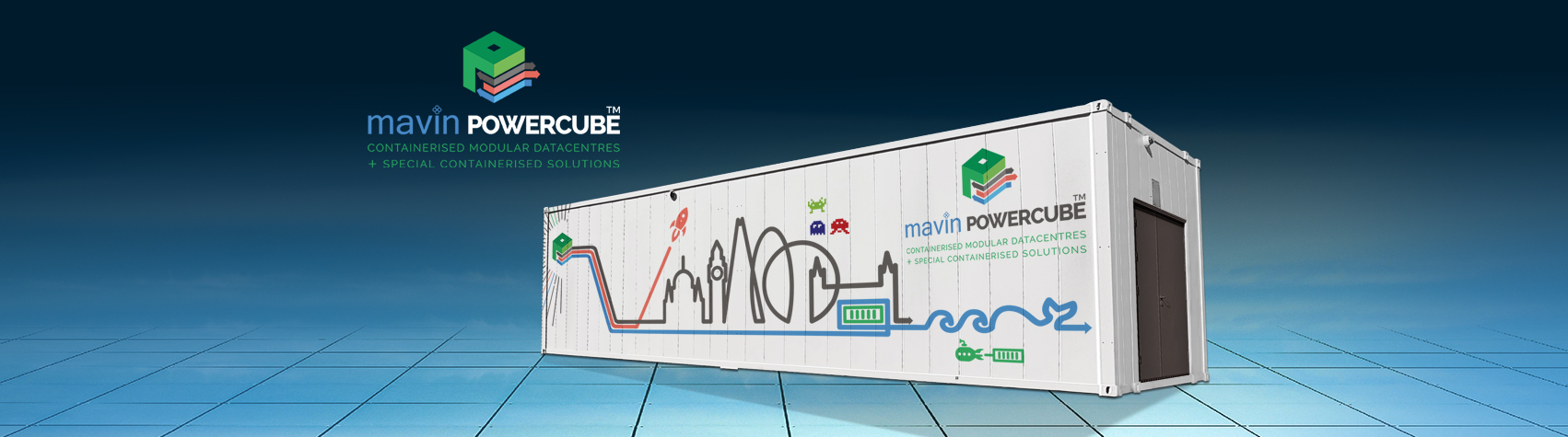 Powercube Containerised Data Centres