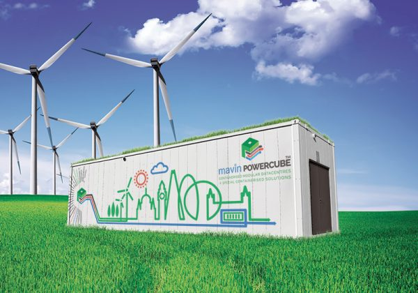 Mavin Powercube Greener Data Centres